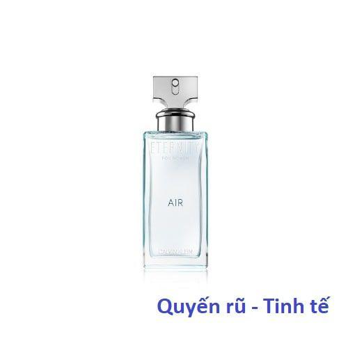 [Mini] Nước hoa nữ CK Eternity Air 5ml Eau De Parfum hãng Calvin Klein