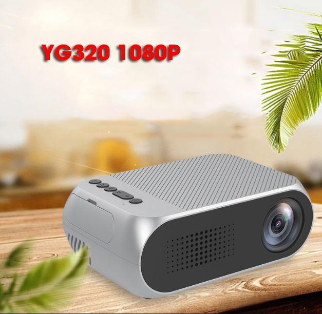 Bảng giá [SIÊU HOT] Máy chiếu mini YG320 led nhỏ gọn 1080p siêu nét