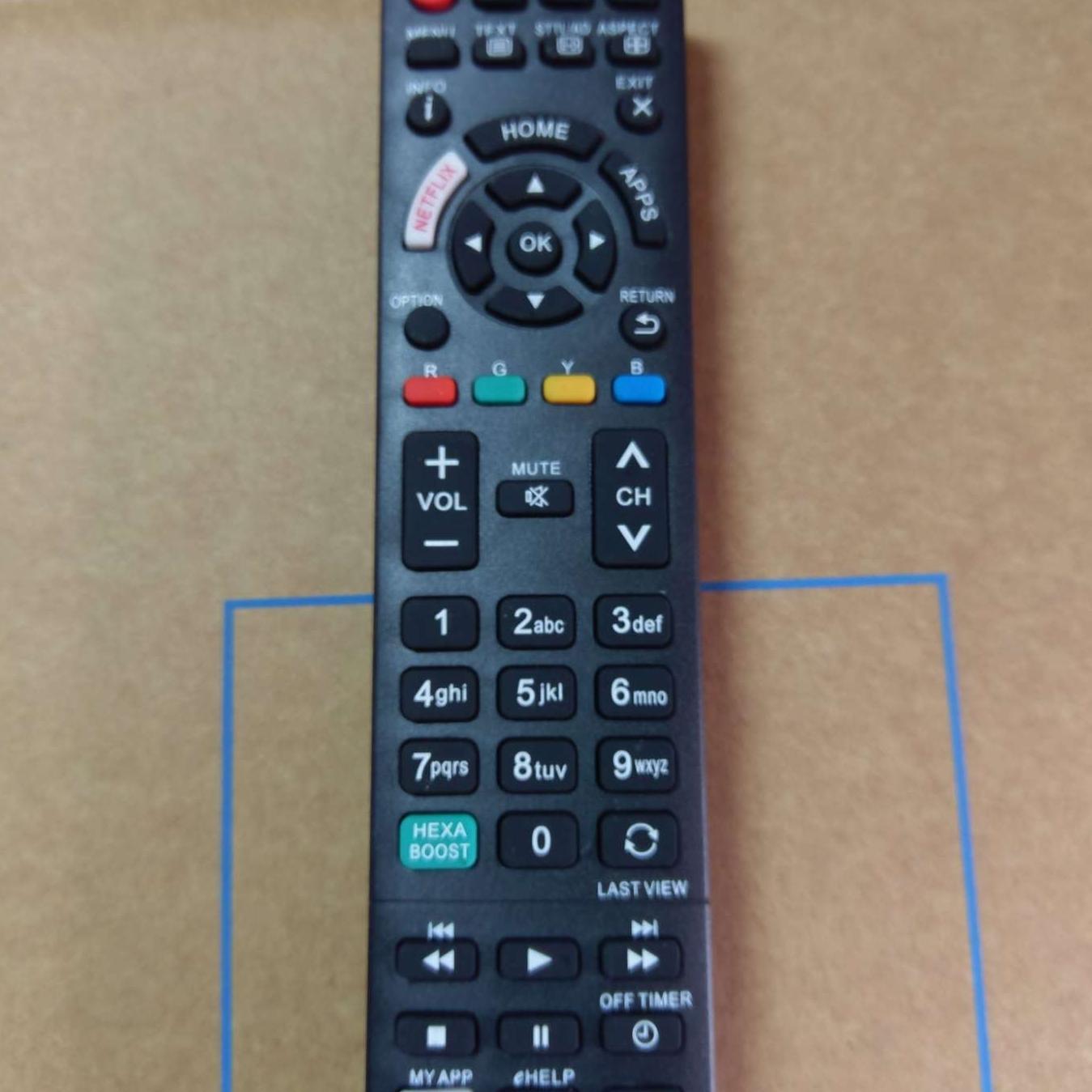Bảng giá Điều khiển TV Panasonic Smart