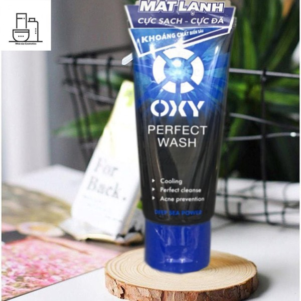 Sữa Rửa Mặt Oxy Perfect Wash 100g giá rẻ