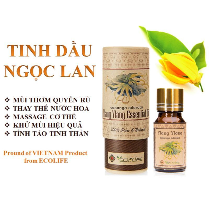 Tinh dầu ngọc lan tây Ecolife 10ml nhập khẩu