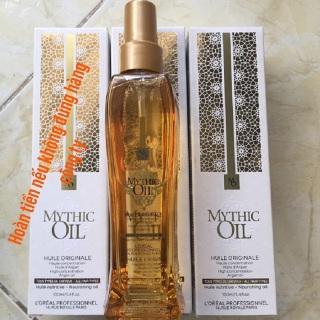 Tinh dầu dưỡng bóng mượt tóc Loreal Mythic Oil Nourishing Serum 100ml thumbnail