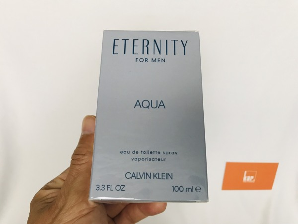 Nước Hoa Nam Eternity Aqua EDT 100ml