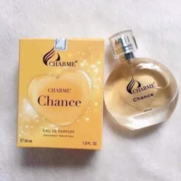 [ ] Nước Hoa Charme Chance (30ml)