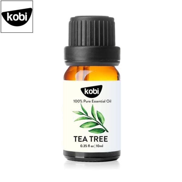 Tinh dầu tràm trà Kobi nguyên chất giúp chống mụn trứng cá, giữ gìn da hiệu quả cao cấp
