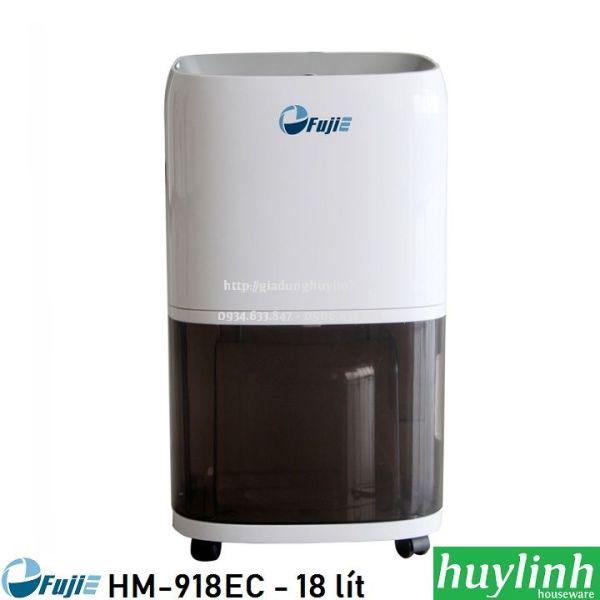 Máy hút ẩm dân dụng Fujie HM-918EC - 18 lít/ngày