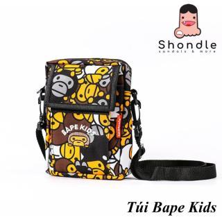 Túi Bape Kids và túi Camo Bape - vải xịn Có Bảo Hành [Bảo hành 1 năm] thumbnail