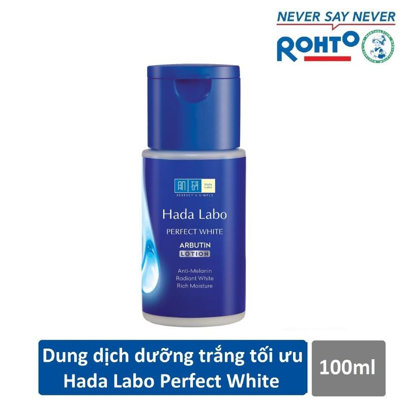 Dung dịch dưỡng trắng da tối ưu Hada Labo Perfect White Lotion 100ml giá rẻ