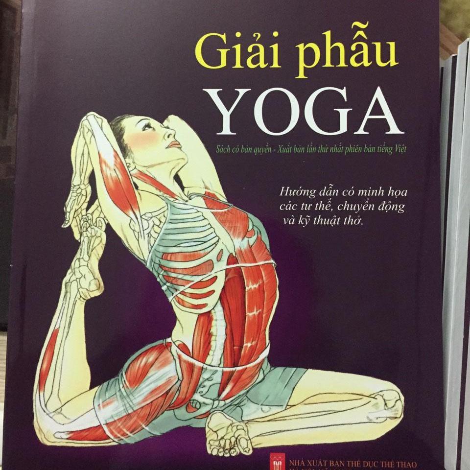 Mua Giải Phẫu Yoga