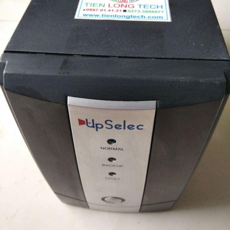 Bảng giá BỘ LƯU ĐIỆN UPS UPSELEC ULA1000 1000VA-600W Phong Vũ