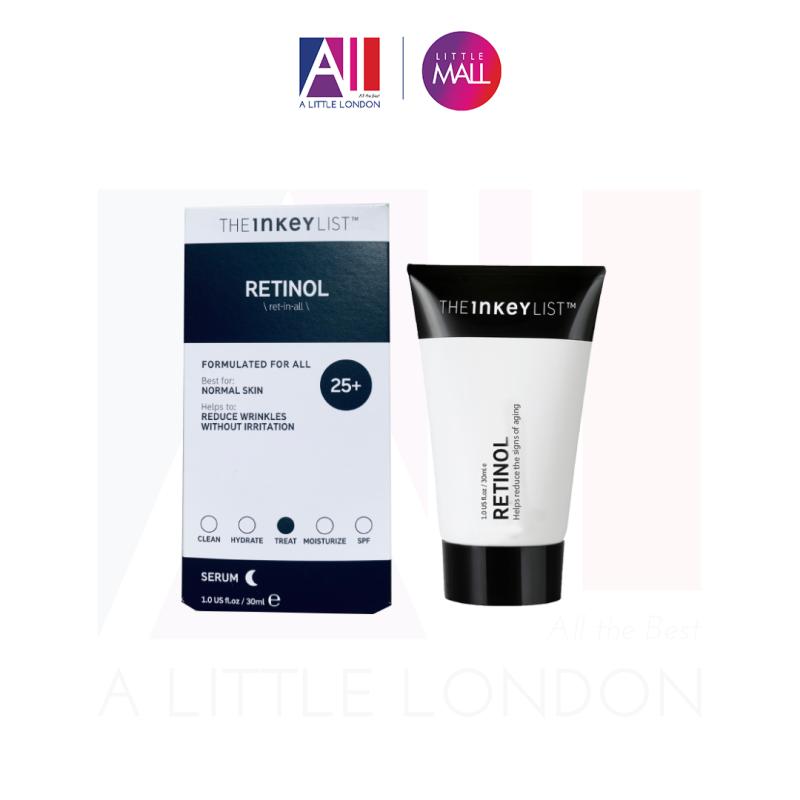 Tinh chất kháng mụn chống lão hóa The Inkey List Retinol Serum - 30ml (Bill Anh) giá rẻ