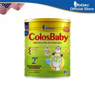 Sản phẩm dinh dưỡng Công Thức ColosBaby IQ 2+ 800g thumbnail