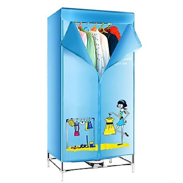 Tủ sấy quần áo- Máy sấy khô quần áo dạng tủ treo 70x48x168, tu say quan ao, may say kho, may say do, tu say do