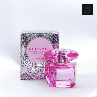 [HCM][CHÍNH HÃNG] Nước Hoa Mini Nữ Versace Bright Crystal Absolu EDP 5ml thumbnail