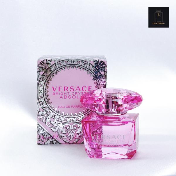 [CHÍNH HÃNG] Nước Hoa Mini Nữ Versace  Bright Crystal Absolu EDP 5ml