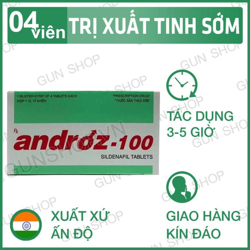 Tinh chất tăng cường sinh lực phái mạnh  Androz-100 [ LOVEKISS-TC01 ]
