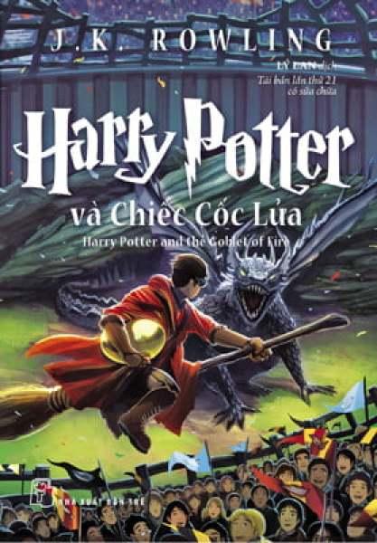 Mua Fahasa - Harry Potter Và Chiếc Cốc Lửa - Tập 4 (Tái Bản 2017)