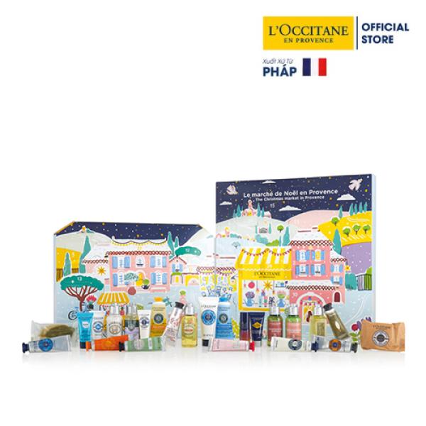 Bộ lịch LOccitane phiên bản giới hạn giá rẻ