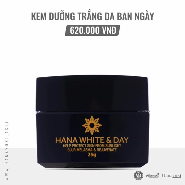 [HCM]Kem Dưỡng Da Ban Ngày Hanayuki