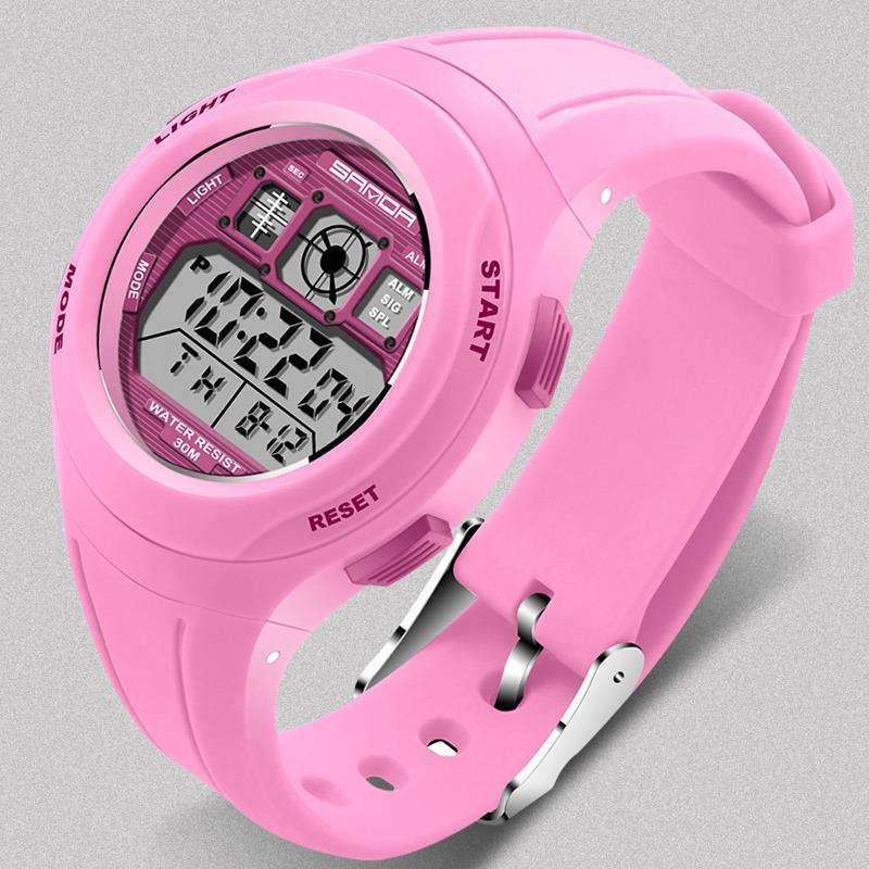 Đồng hồ Trẻ Em SANDA BEBE Nhật Bản Bền Bỉ + Chống Nuốc Tốt bán chạy