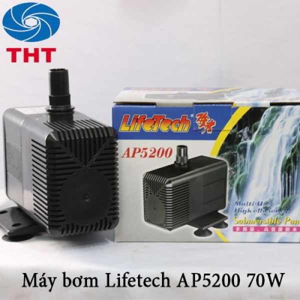Máy Bơm Hồ Cá Lifetech Ap 5200 (Hàng Công Ty)