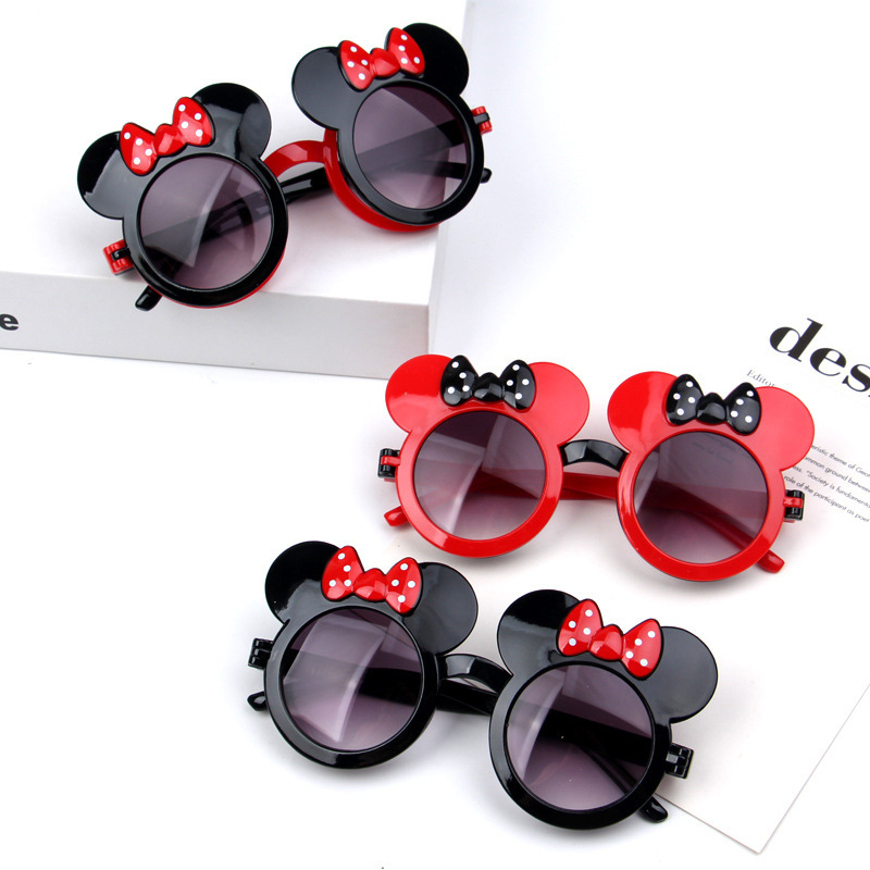 Giá bán Kính râm ZAKUDO hình MICKEY chống tia cực tím 2 lớp phong cách Hàn Quốc cho bé trai, bé gái KINH06