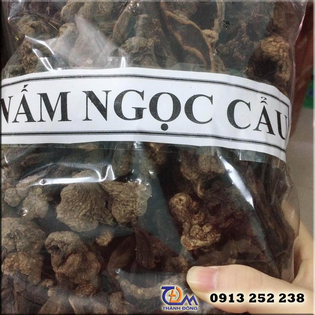 Nấm Ngọc Cẩu Khô-Mộc Châu Sơn La 1kg nhập khẩu