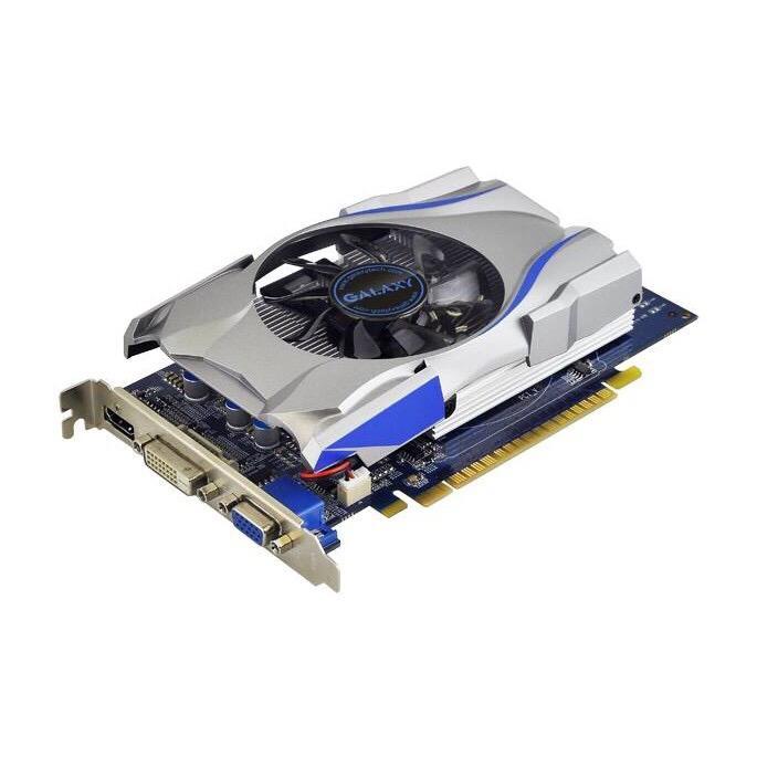 VGA GALAXY GTX 750 OC 2GB DDR5 ( 128 BIT)