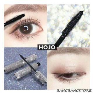 Hojo LONG Voluminous mascara chải dài mi vỏ kim cương sang trọng thumbnail
