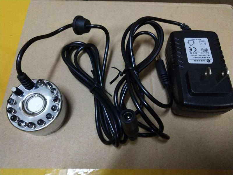 Bảng giá Combo Động Cơ Phun Sương MMK Và Nguồn Adapter 24V ( Chế bộ tạo độ ẩm phòng cực nhanh )