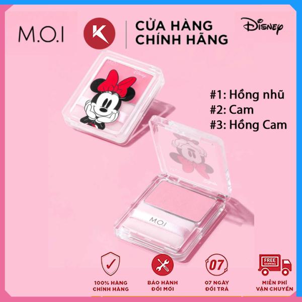 Phấn Má Hồng Siêu Mịn Glowing Cheeks Hàn Quốc Mickeys Mỹ Phẩm M.O.I Phấn Má Hồ Ngọc Hà giá rẻ