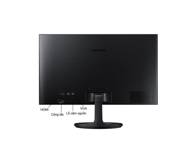 """Màn Hình Samsung 21.5"""" LS22F350FHEXXV (1920x1080/TN/60Hz/5ms). Vi Tính Quốc Duy"""