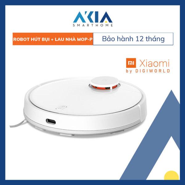 [Trả góp 0%]Robot Hút Bụi & Lau Nhà Thông Minh Xiaomi Mop P - Hàng Chính Hãng
