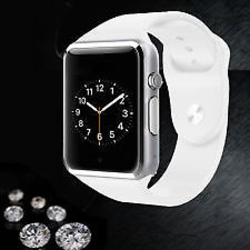 Đồng hồ thông minh nghe gọi A1 NEW 2019 CAO CẤP - Có khe cắm sim và thẻ nhớ
