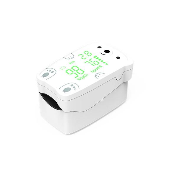 Nơi bán Máy Đo Nồng Độ Oxy Máu Jumper JPD-500H, Màn Hình LED, Chỉ Số PI Dùng Cho Người Lớn Và Trẻ Em (Chứng Nhận FDA Hoa Kỳ + Xuất USA)