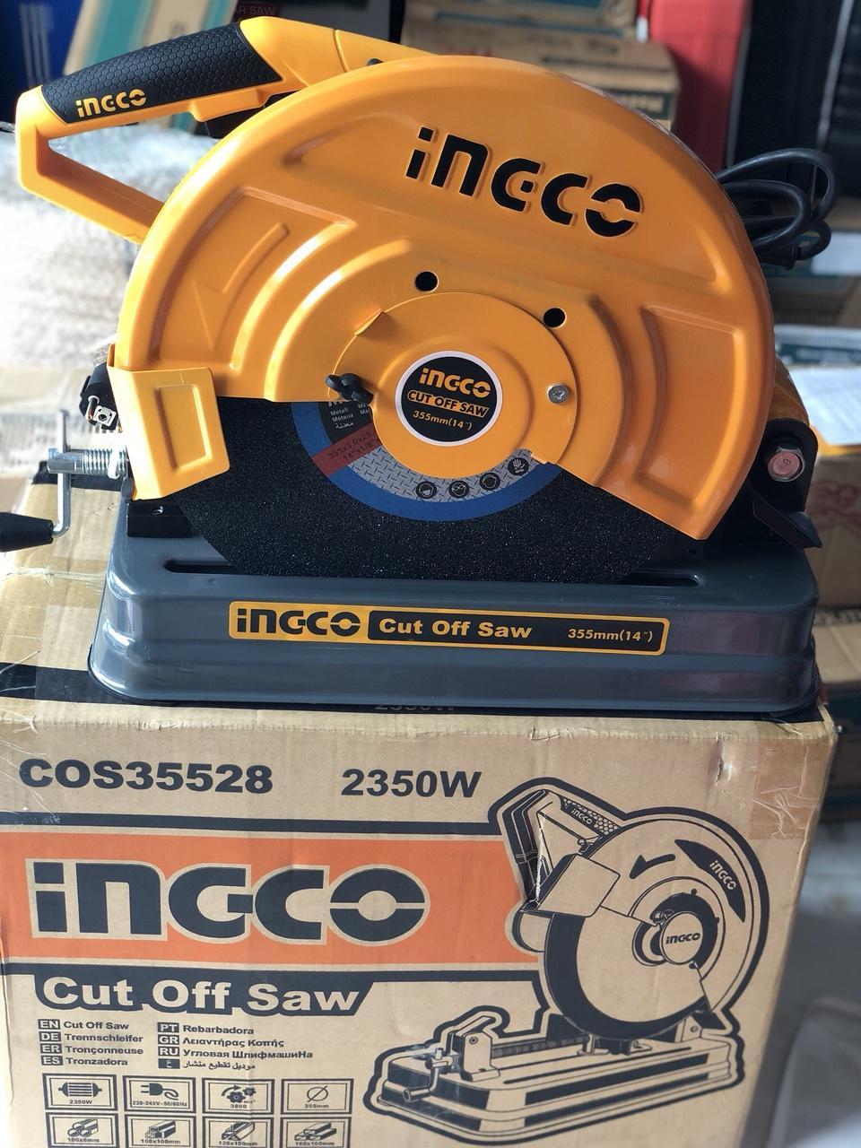 2350W-355mm Máy cắt sắt/kim loại INGCO COS35528