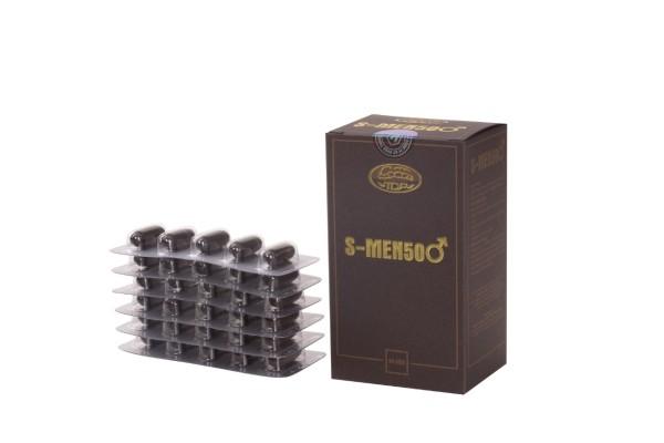 2 hộp S.men 500 Giúp bổ thận, ích tinh, tăng cường sinh lực