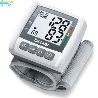 Máy đo huyết áp cổ tay Beurer BC30 CHLB Đức tiêu chuẩn WHO độ chính xác cao thumbnail