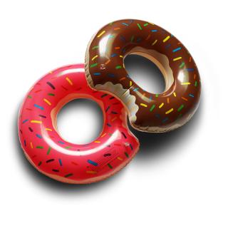 [SPORTSLINK] Phao tròn hoạ tiết bánh Donut thumbnail