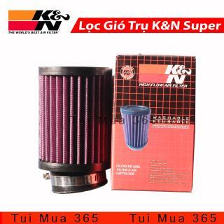 Lọc Gió Trụ K&N RU 1280 Super Copy thumbnail