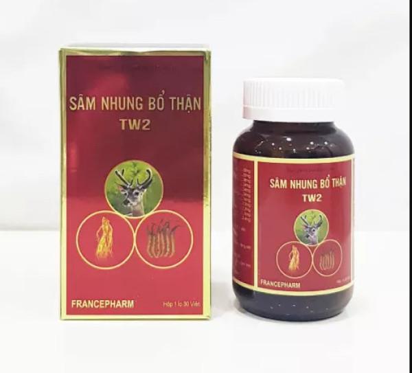 Sâm nhung bổ thận tw2 bổ thận tráng dương tăng cường sinh lực, sản phẩm chất lượng, đảm bảo an toàn sức khỏe người sử dụng, cam kết hàng giống hình nhập khẩu
