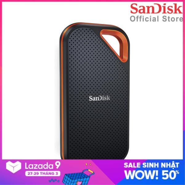 Bảng giá Ổ cứng di động External SSD Sandisk Extreme Pro V2 E81 1TB USB 3.2 Gen2 x2 SDSSDE81-1T00-G25 Phong Vũ
