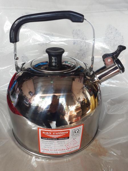 Bảng giá Ấm đun nước inox Đạt Tường 5l dùng được bếp từ, bếp ga Điện máy Pico