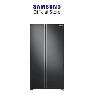 RS62R5001B4/SV - Tủ lạnh Samsung Inverter 647 lít RS62R5001B4/SV