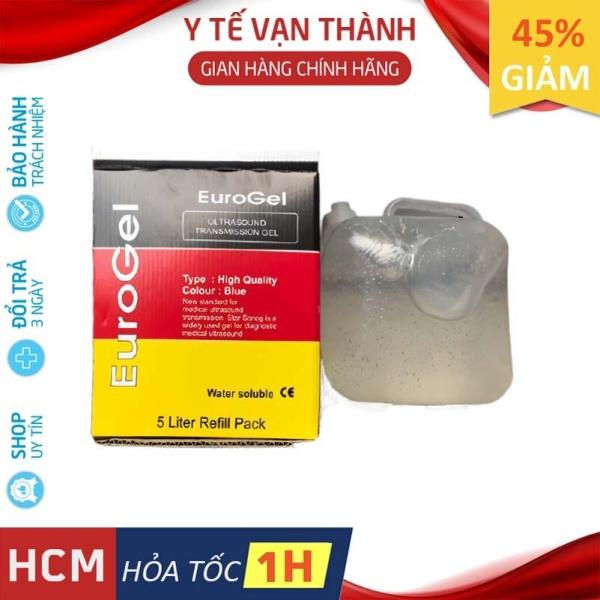 ✅ Gel Siêu Âm, Gel Lạnh Triệt Lông EuroGel - VT0489 [ Y Tế Vạn Thành ] cao cấp