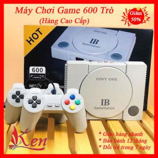 Quẹo video TV Máy chơi game 4 nút NES 600 trò -Doanh Số Bán Chạy Nhất Retro PS - Máy chơi game kết nối tivi 2 người chơi nhiều game hơn sup 400 in - Máy chơi game nintendo switch PSP( Cổng AV ) thumbnail