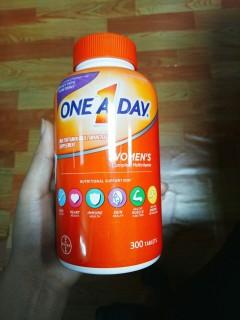 Vitamin Tổng Hợp Cho Nữ One A Day Women s Formula cho nữ thumbnail