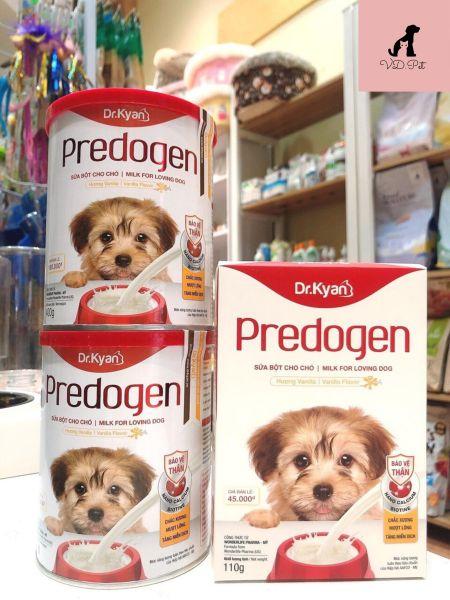 Sữa Dr.Kyan dành cho chó lon 400g