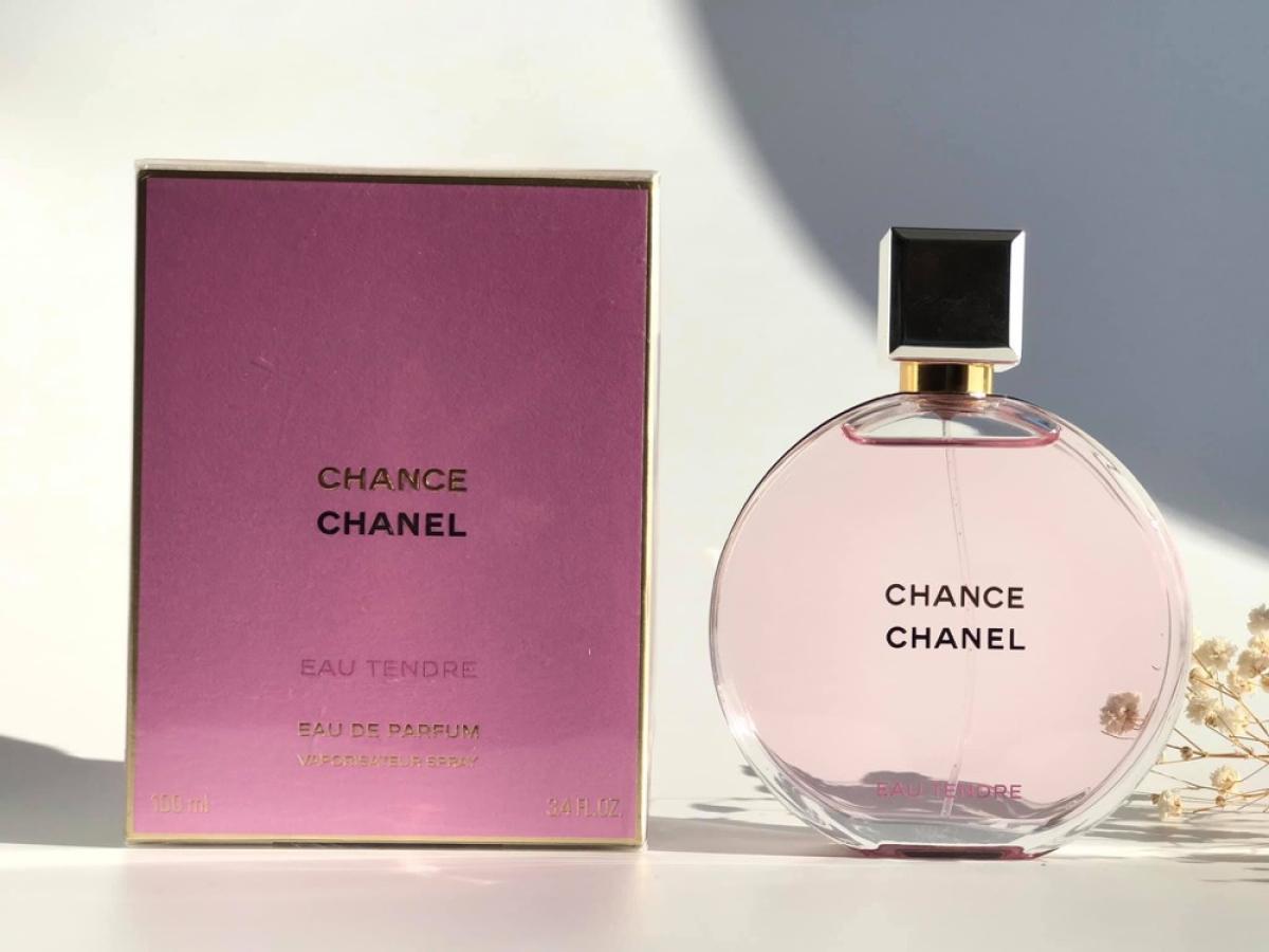 Nước hoa Nữ Chanel Chance 100ml  ( hàng Auth ) - mua tại Mỹ.