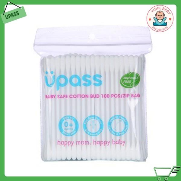 Tăm bông trẻ em - 100 chiếc/túi UP4101A